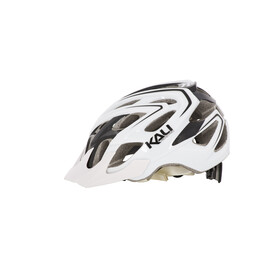 Kali Chakra Plus Helm white/black